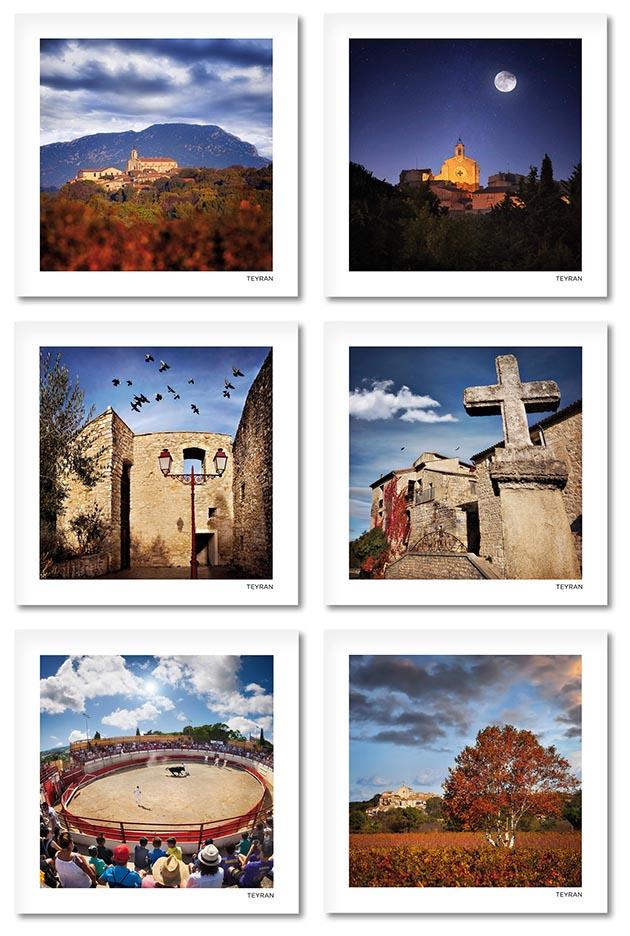 Cartes postales Teyran