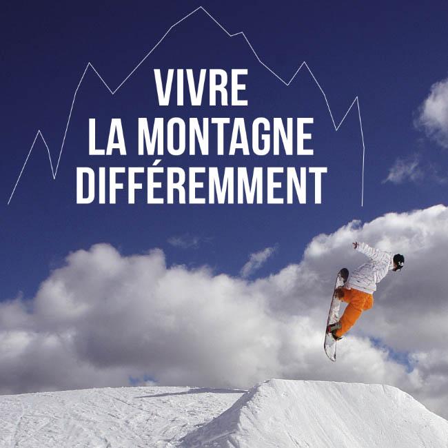 Brochure promotionnelle touristique pour la Région Occitanie