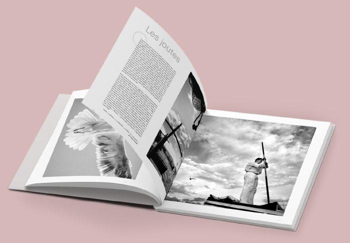 Edition, beau livre : Sète - La Pointe Courte