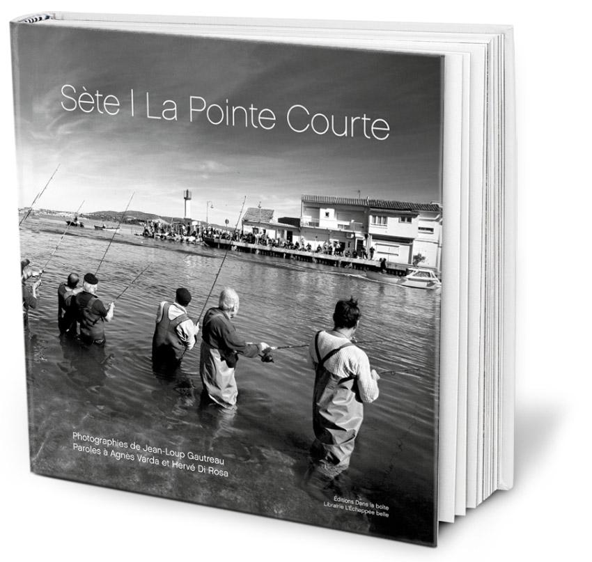 Couverture du livre : Sète - La Pointe Courte