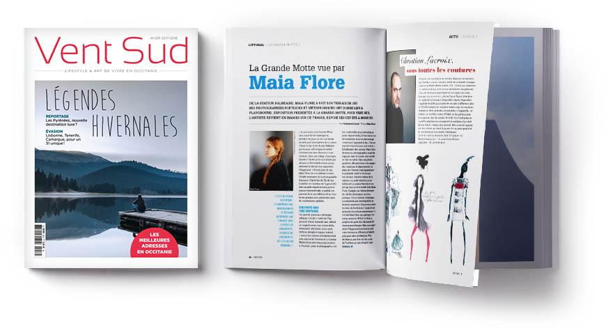 Magazine Vent Sud